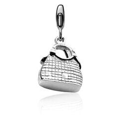 Zilveren Bedel Tasje Ch217