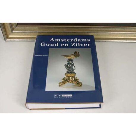 Boek Amsterdams goud en zilver