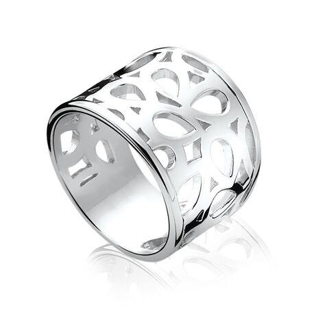 Zilveren Zinzi Ring Zir652