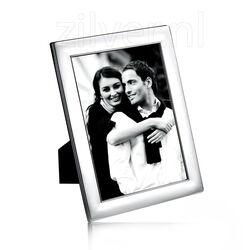 Zilveren fotolijst van Carrs 13x9 WP3