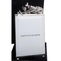 Zilveren fotolijst Golf van Raspini