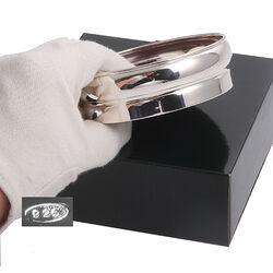 Flessenbak Zilver Montuur Klein Model
