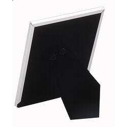 Verzilverde fotolijstje 15 x 10 cm