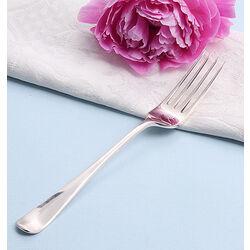 Zilveren Dessertvork 17 Cm