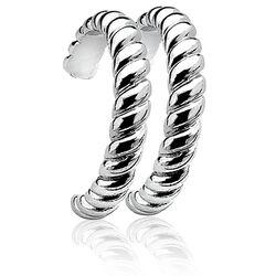 Zinzi zilveren steekoorbellen Zio604