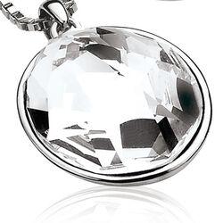 Zinzi hanger dubbelzijdig kristal Zih664