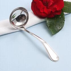 Zilveren juslepel model 1069 enkelzijdig