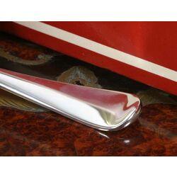 Zilveren suikerschepje van Schiavon