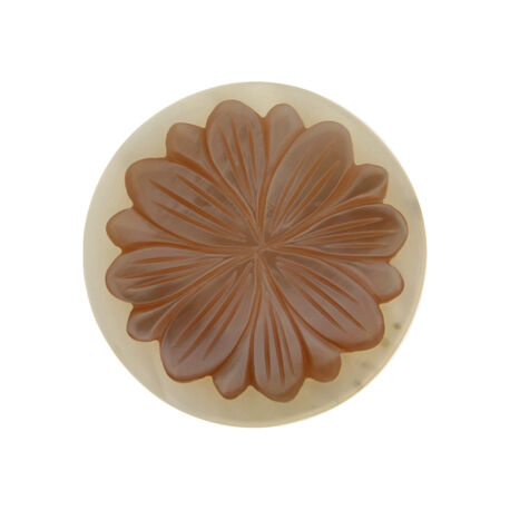MY iMenso 33mm Carved Shell Insignia 330533