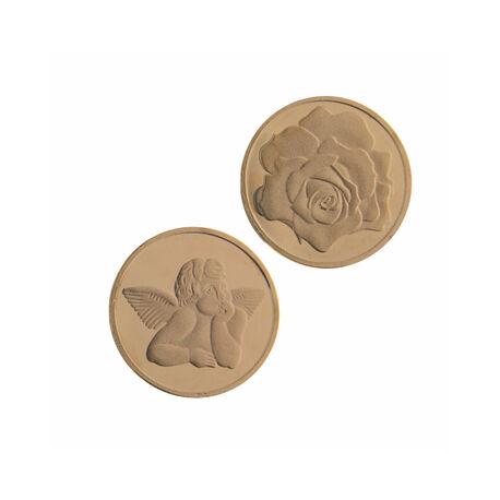 MY iMenso 24mm Zilver Munt Rose Verguld Roos Engel 240176