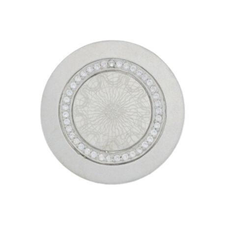 Zilveren Fantasie Insignia Zirkonia 330257