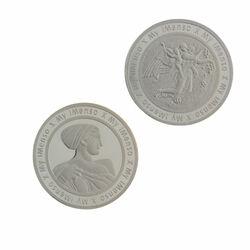 Zilveren Munt Dubbelzijdig 330177