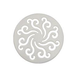 Zilveren Platte Fantasie Insignia 330227