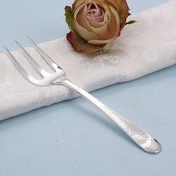 Zilveren Broodvork Uit 1937