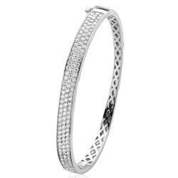 Zinzi Armband Zirconia Wit Zia506