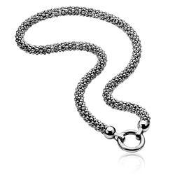 Zinzi zilveren collier Zic733