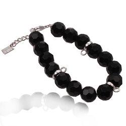 Zinzi Charms Armband Zwart Ch-A14z