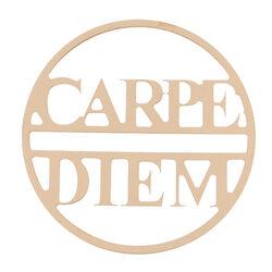Zilveren Cover Rose Verguld Carpe Diem 330683