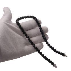 Zinzi Collier Beads Zwart Zic401z