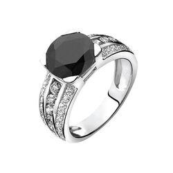 Zinzi Zilveren Ring Zir711