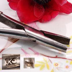 tang zilver heft model dubbelrondfilet van Kempen