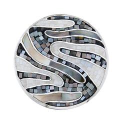 Zilveren Mozaiek Insignia 330582