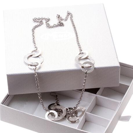 MY iMenso zilveren ketting 92cm 27-0042 jasseron