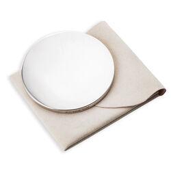 Zilveren tasspiegeltje van Carrs HM3