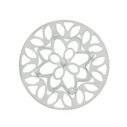 zilver cover bloemblaadjes 33-0224