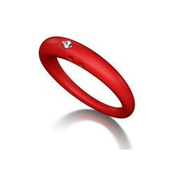 Duepunti Ring Ruby Red Dp006