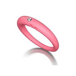 DuePunti Ring Roze Dp005