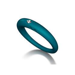 Duepunti Ring Blauw Dp012