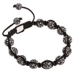 Zinzi Armband Crystal Bollen Zia900z