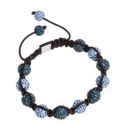 Zinzi Armband Crystal Bollen Zia900b
