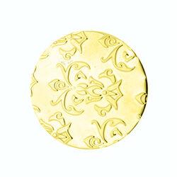 Verguld zilver insignia MY iMenso 33-0814
