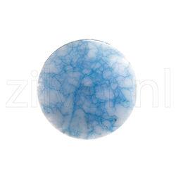 MY iMenso 33mm Blauwe Quartz Edelsteen 330093