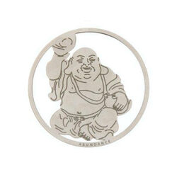 MY iMenso Zilveren Cover Buddha Overvloed 330783