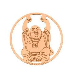 MY iMenso Zilveren Rose Vergulde Platte Cover Buddha 330782