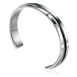 Fredbennett Armband Staal Met Pvd B3393