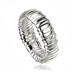 Zilveren Stretch Ring