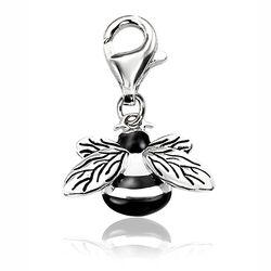 Zilveren Charms Bij