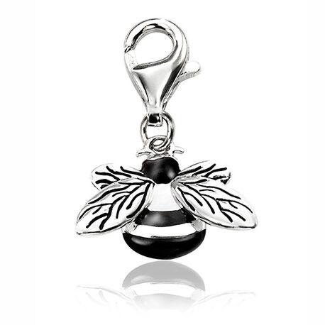 Zilveren bedel bij van Elements Silver