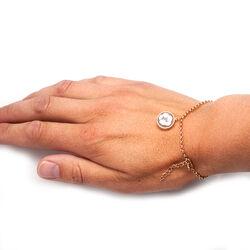 Diluca Jasseron Armbandje Hanger Camee