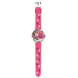 Elle Girl Roze horloge met hondje voor meisjes