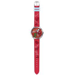 Elle Girl rood horloge meisjes