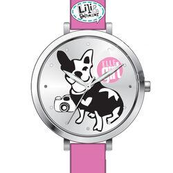 Roze horloge voor meisjes Elle Girl