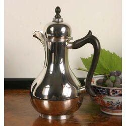 Zilveren Koffiepot
