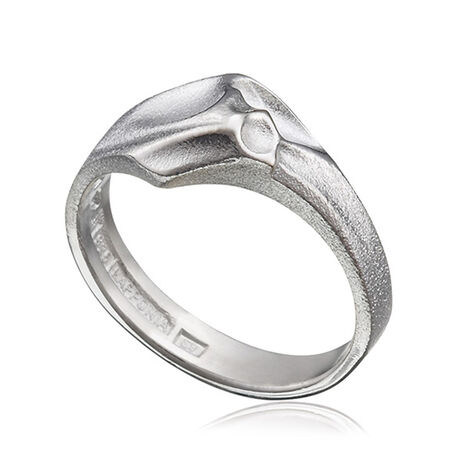 Lapponia zilveren ring sung 650092