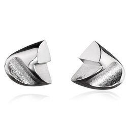 Lapponia zilveren oorstekers Etna 672017