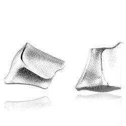 Lapponia zilveren oorstekers Volans 672020